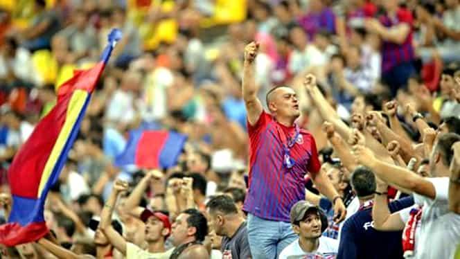 """Fanii FCSB-ului ajută cu bani Dinamo! """"Salvăm fotbalul românesc! Ne rugăm să intre și Rapid în prima ligă!"""""""