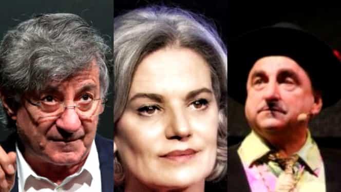 Ce salarii au directorii teatrelor bucureștene. Ion Caramitru și Maia Morgenstern, venituri generoase