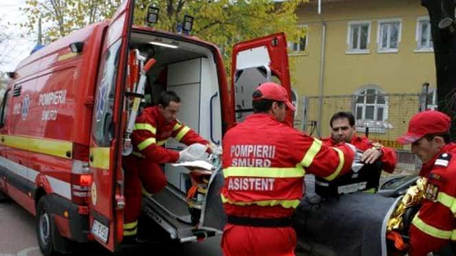INCIDENT GROAZNIC în Bucureşti. Un bărbat a fost LOVIT DE TRAMVAI şi este în STARE GRAVĂ