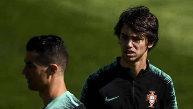 Joao Felix, urmaşul lui Cristiano Ronaldo. Tot ce trebuie să știți despre jucătorul cumpărat cu 126 de milioane de euro. VIDEO