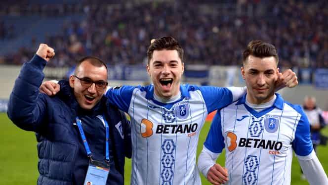 """Burlacu, următorul transfer al Craiovei? """"Pentru câteva milioane bune"""""""