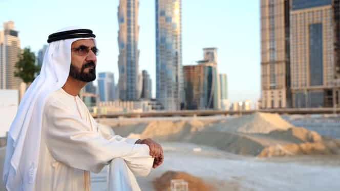 VIDEO+FOTO. INCREDIBIL! Un şeic şi un prinţ din Dubai cu avere colosală, s-au plimbat cu metroul prin Londra