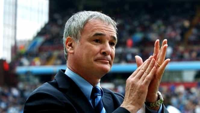 BREAKING. După ce a ÎNGROPAT Grecia, Claudio Ranieri a ajuns antrenor în Premier League