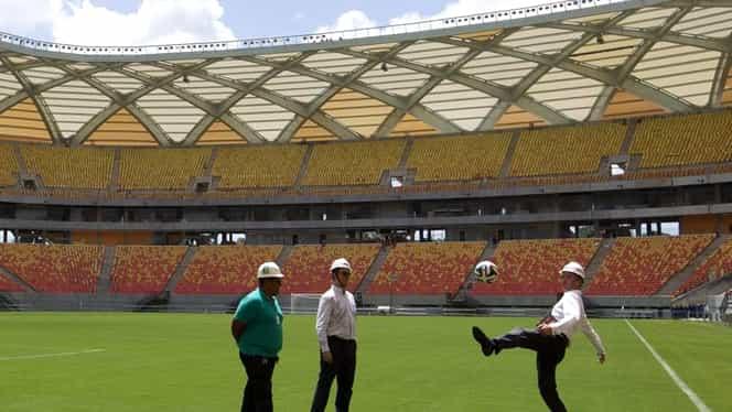 Meciul Anglia – Italia se va disputa pe un stadion care va deveni ÎNSCHISOARE!