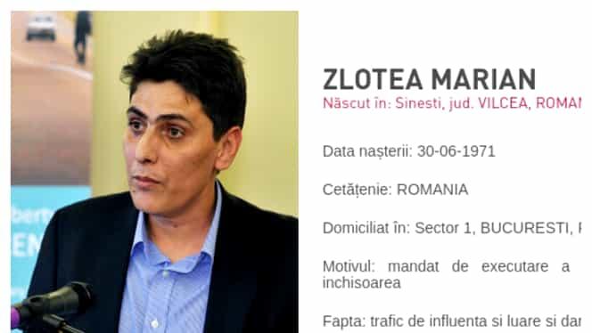 Fostul europarlamentar PDL Marian Zlotea, fugit din România după condamnare, s-a predat în Italia
