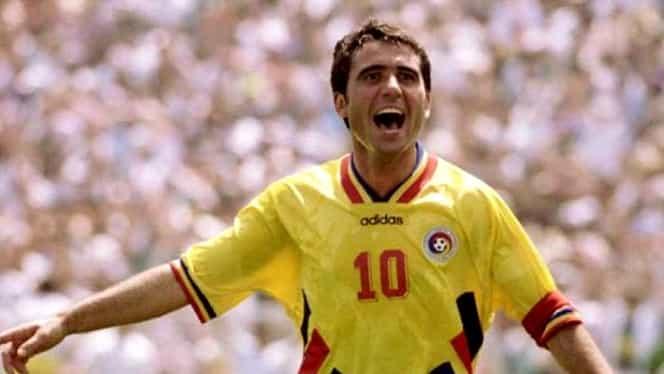 """A fost și altfel… CM 1994: Șampanie după România – Columbia 3-1. """"Nu sunt Hagi!"""". Nu l-au crezut! Video"""