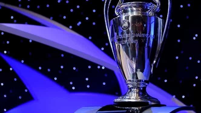 Trofeul Ligii Campionilor se întoarce la Bucureşti