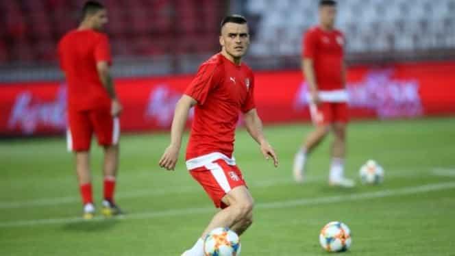 Luxemburg – Serbia 1-3 în preliminarii EURO 2020. VIDEO cu rezumatul