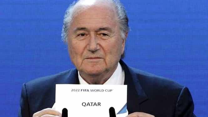 Scandal MONSTRU! Se REIA votul pentru Qatar 2022