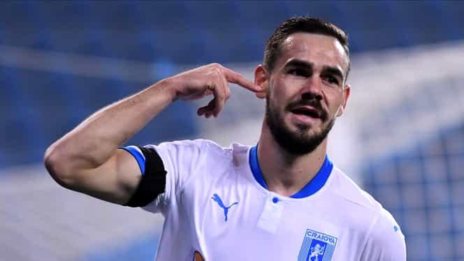 Veste bună pentru U Craiova! Elvir Koljic reîncepe antrenamentele cu echipa. Când revine pe teren. Exclusiv