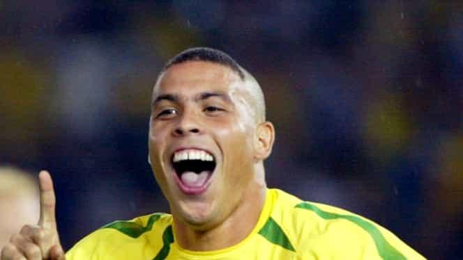 Foto Ronaldo A Recunoscut Cine L A Inspirat Pentru Faimoasa