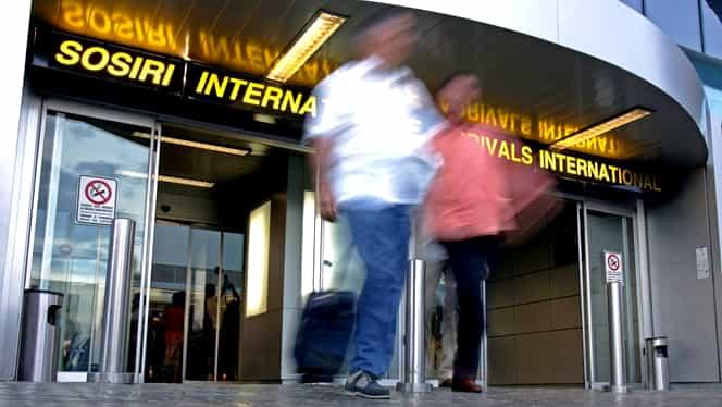 Alertă cu bombă la bordul unui avion din Aeroportul Otopeni. SRI și trupele Antitero au intervenit
