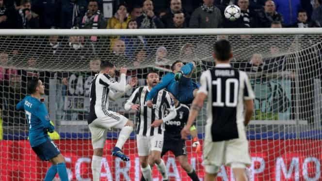 """""""Foarfeca"""" lui Ronaldo a prăbuşit acţiunile la bursă ale lui Juventus! Câţi bani au pierdut italienii"""
