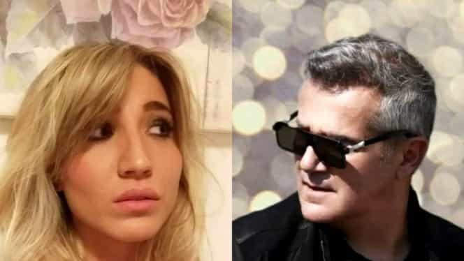 Monica Odagiu și Dan Bittman nu mai formează un cuplu. Artista confirmă despărțirea de solistul de la Holograf