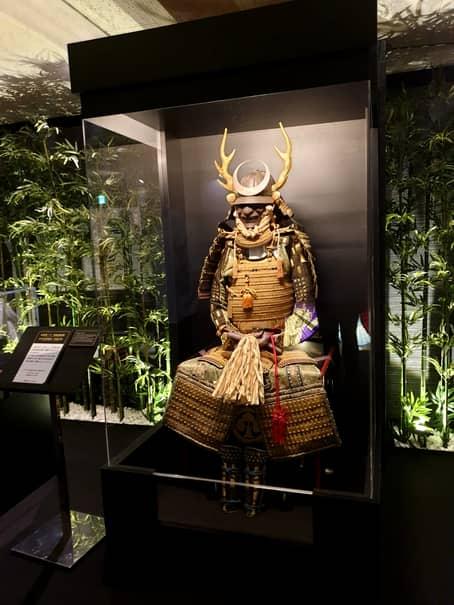 Samuraiul este emblema Japoniei. Și a fost cinstit cum se cuvine în expozițiile prilejuite de CM de judo de la Tokyo, în luna august a cestui an