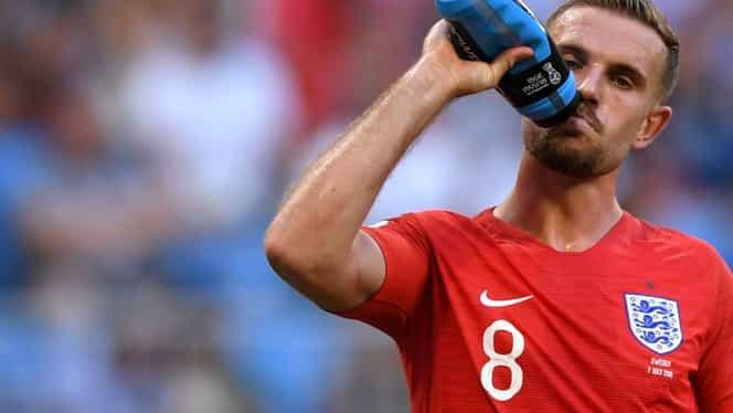 Englezii au pierdut în fața unei țări care nu exista când Henderson se năștea