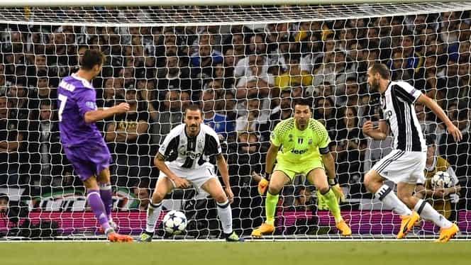 """Buffon se teme de un nou duel cu Ronaldo: """"Îmi provoacă insomnii"""""""