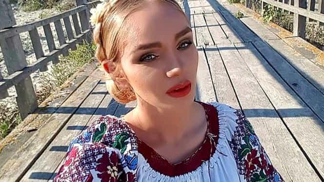"""Cântăreața Maria Constantin, mâhnită după ce au apărut imagini cu noul iubit: """"Ne-au fotografiat foarte urât. Nu sunt Bianca Drăgușanu să …"""""""