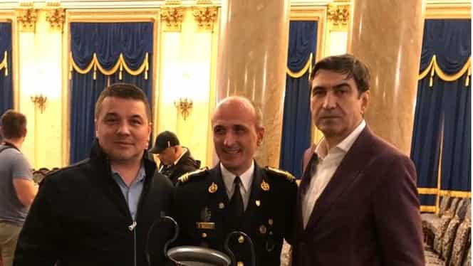 Steaua, invitat surpriză la 33 de ani de la câştigarea Cupei Campionilor Europeni!  Hagi, alături de Talpan! Juristul Armatei, premiat! GALERIE FOTO