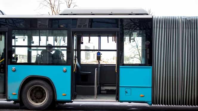 Primăria Capitalei cumpără autobuze hibrid. Cum vor arăta noile mijloace de transport din București
