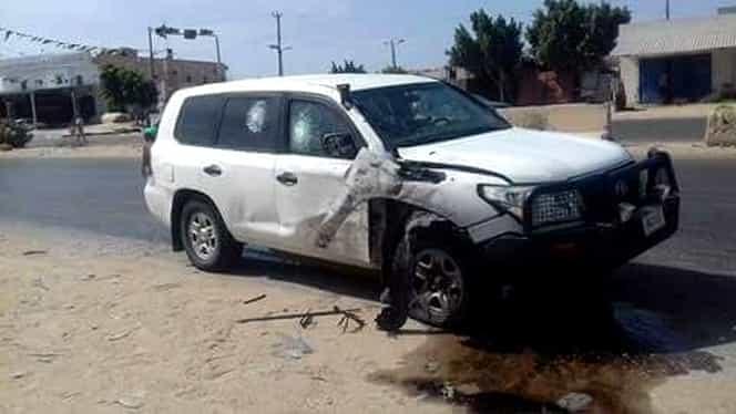 Român, membru al misiunii ONU, răpit în Libia, după ce convoiul în care se afla a fost atacat