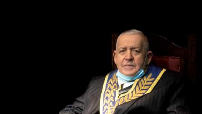 """Foto. Revoluție în Masoneria Română: Manole Iosiper, noul Mare Maestru! Fostul lider, """"ars între coloane"""""""