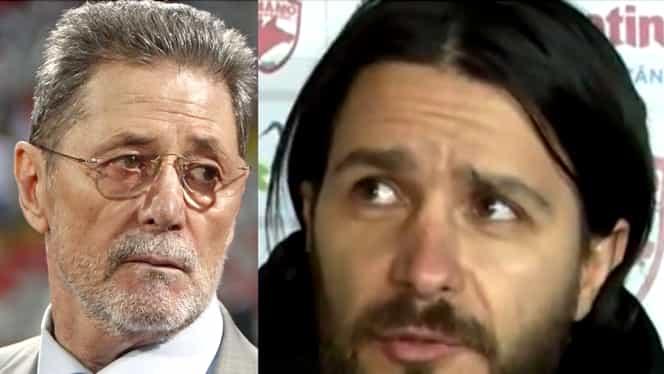 """Cornel Dinu, atac cu talpa la Mario Nicolae: """"Un manager cu alură de pustnic credincios nu ajută"""". Exclusiv"""