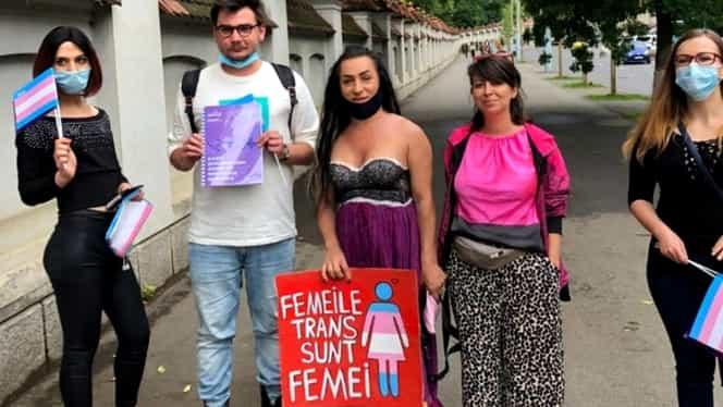 Antonella Lerca, primul candidat transgender din România pentru Consiliul Local al Sectorului 2. Ce planuri are