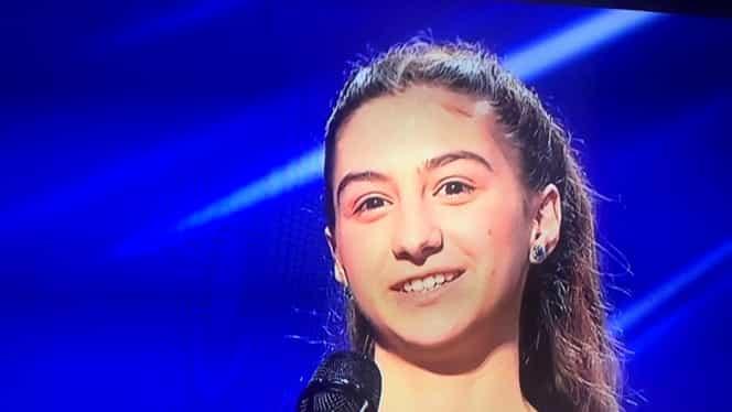 Francesca, fiica lui Cristi Dulca, a dansat la Românii au Talent! L-a impresionat pe Mihai Petre