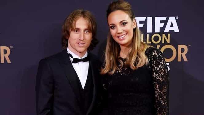 Cine este soţia lui Luka Modric, câştigătorul Balonului de Aur 2018! Este impresarul croatului şi l-a dus la Real Madrid! Foto