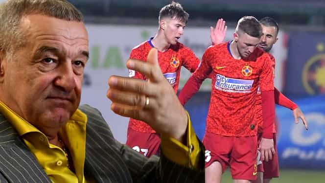 """Reacție imediată după ce Gigi Becali îl impune titular pe Ionuț Panțîru: """"E mai bun Radunovic"""""""
