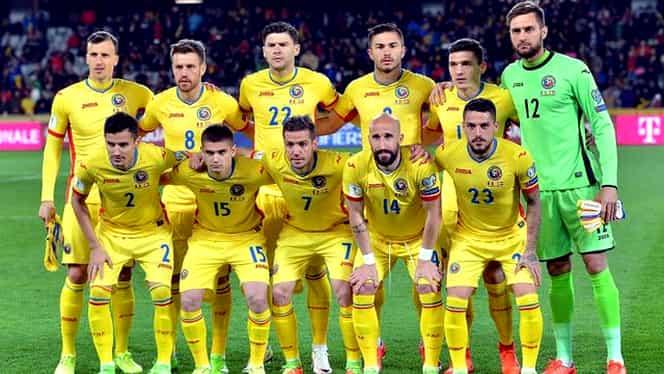 Pe ce loc se află naţionala României în ierarhia FIFA. E cea mai bună clasare din 2016 încoace