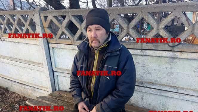 """Vasile Ardeleanu, omul nenorocit de """"Fiara"""" Marius Lăcătuș în Ghencea acum 20 de ani, s-a ascuns în Moldova la doar 45 de ani! Foto"""