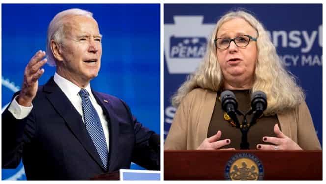 Cine este Rachel Levine, primul transsexual din administraţia lui Joe Biden. Începe o nouă epocă pentru minorităţile din SUA