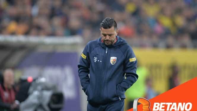 (P) Anunț important după plecarea lui Cosmin Contra: el e MARELE FAVORIT să devină noul selecționer al naționalei României!