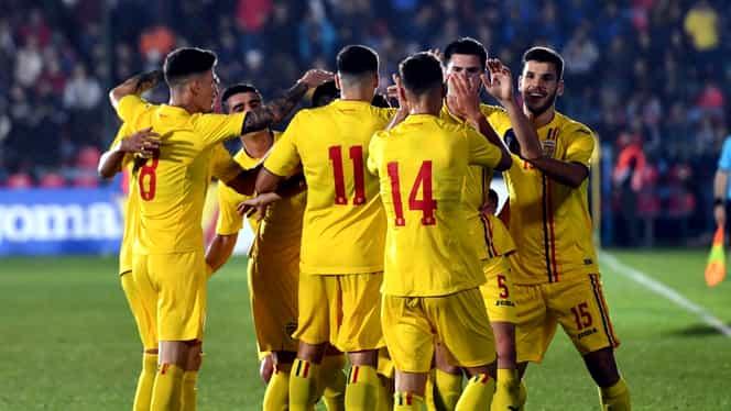 Clasament și program România U21 în preliminariile EURO 2021. Meciul cu Finlanda se joacă la Voluntari