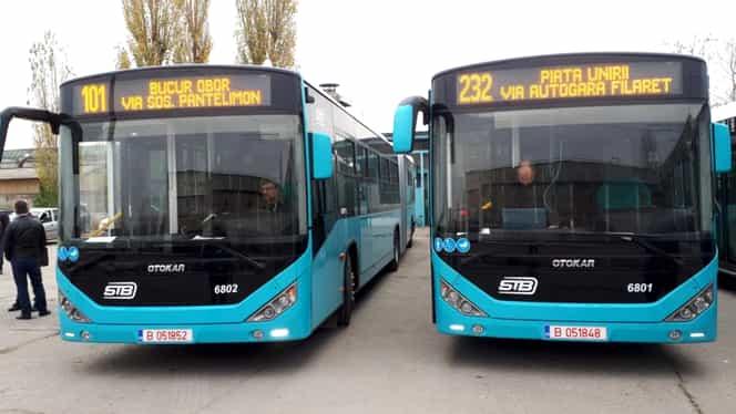 STB aniversează 110 ani de la înființare! Ce surprize pregăteşte compania de transport public