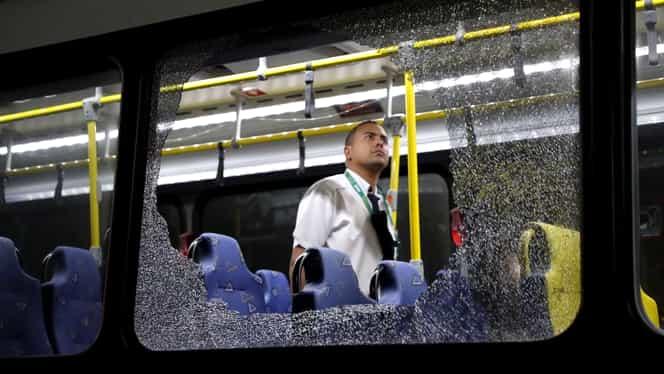VIDEO. Teroare la Rio! S-au tras FOCURI DE ARMĂ! Două persoane au fost rănite