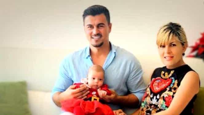 Elena Udrea și Adrian Alexandrov, botez pe 20 septembrie! Micuța Eva va avea două perechi de nași