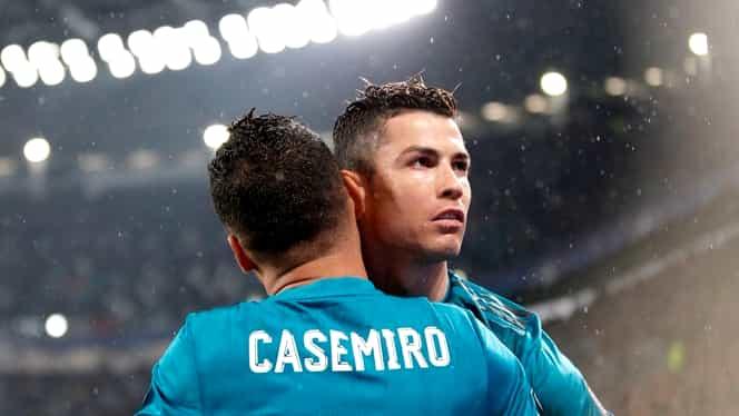 Video. Uriaş! Ronaldo a stabilit încă un record în Champions League