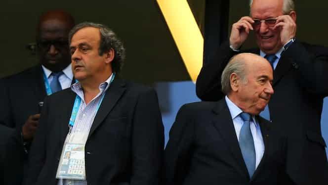 OFICIAL! Michel Platini şi-a anunţat candidatura pentru preşedinţia FIFA