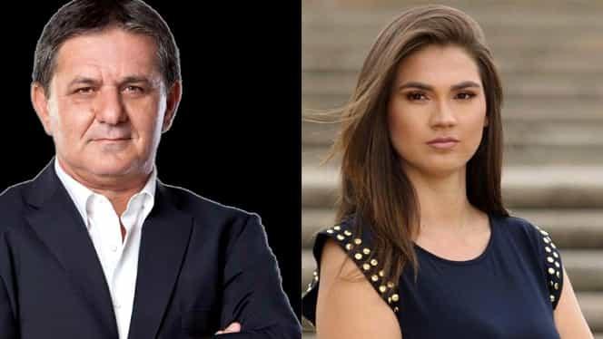 Fiica lui Marius Lăcătuș, debut de senzaţie într-un serial de la Antena 1. Cum arată Alexandra Dominique