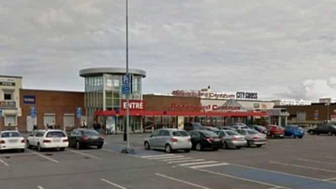 Atac armat într-un centru comercial din Suedia. Atacatorul este în libertate