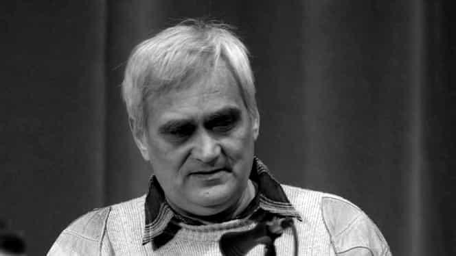 A murit Doru Lepădatu, legendarul cameraman al Televiziunii Române! În 2001 a câștigat premiul APTR, filmând de pe bloc meciul lui FCM Bacău. Video