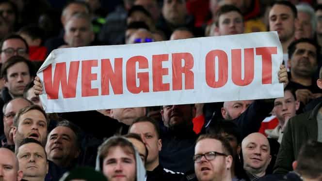 """Wenger a vorbit pentru prima dată despre plecarea de la Arsenal! """"Sunt responsabil"""""""