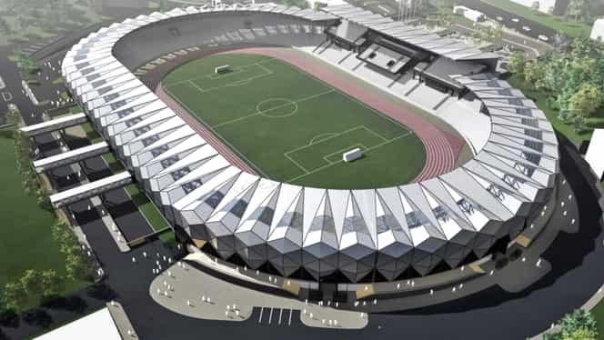 Se face un stadion modern în România. Cât va costa noua arenă