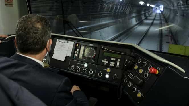 Salarii mărite la Metrorex. Sunt vizați 5500 de angajați de la metrou. Ce sume vor primi