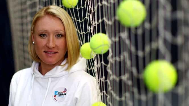 Cine a fost Elena Baltacha, jucătoare de tenis care a murit de cancer pe 4 mai la numai 30 de ani