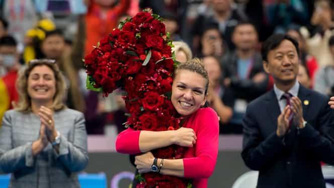 """Doi ani de când Simona Halep s-a încoronat pentru prima dată """"regina tenisului""""! 64 de săptămâni a ocupat sportiva primul loc în lume"""