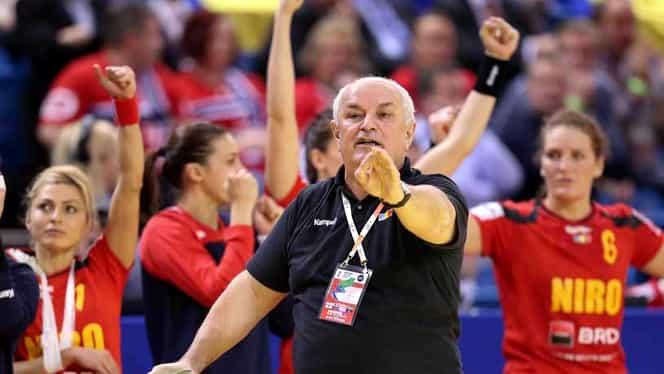 """Gheorghe Tadici s-a răzgândit: """"Cristina Neagu este o Simona Halep a handbalului!"""""""